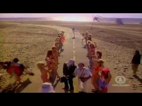 David Lee Roth - California Girls (1985) (Music Video - MTV Version) WIDESCREEN 1080p