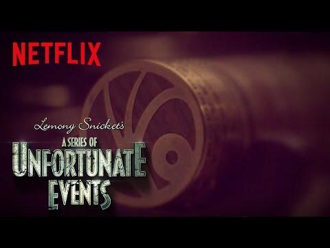 A Series of Unfortunate Events   Theme Song [HD]   Netflix