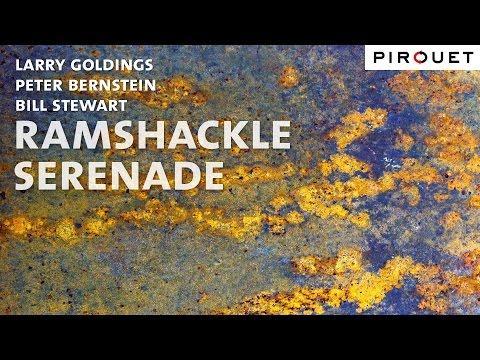 "Larry Goldings - Peter Bernstein - Bill Stewart ""Ramshackle Serenade"" - The Recording Sessions"