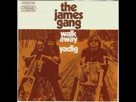 The James Gang - Walk Away