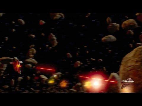 Obi-Wan vs Slave I - Attack of the Clones [1080p HD]