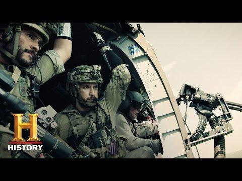 SIX: Official Trailer | New Drama Series Premieres Jan 18 10/9c | History