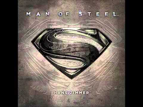 Man of Steel Soundtrack (What Are You Going To Do When You Are Not Saving The World)- Hans Zimmer