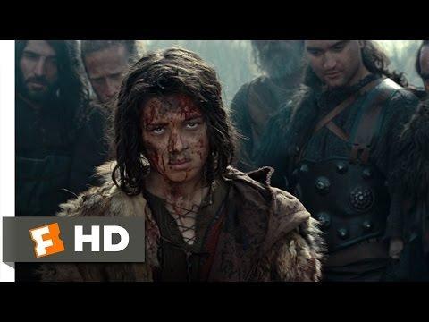 Conan the Barbarian (1/9) Movie CLIP - Young Conan (2011) HD