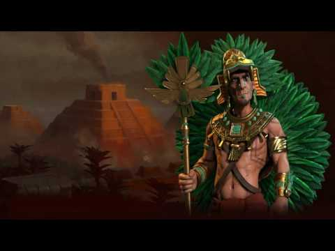 Aztec Theme - Medieval (Civilization 6 OST)   Traditional Nahua music