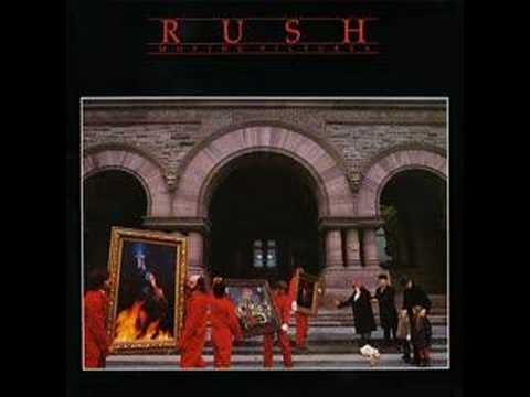 Rush - Red Barchetta