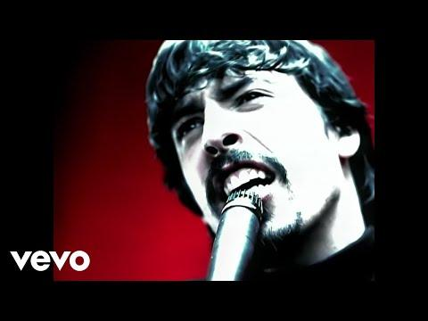 Foo Fighters - Monkey Wrench (Official Music Video)
