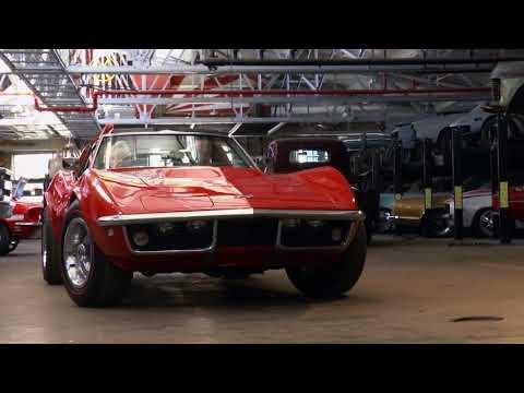 Clean Corvette | FantomWorks