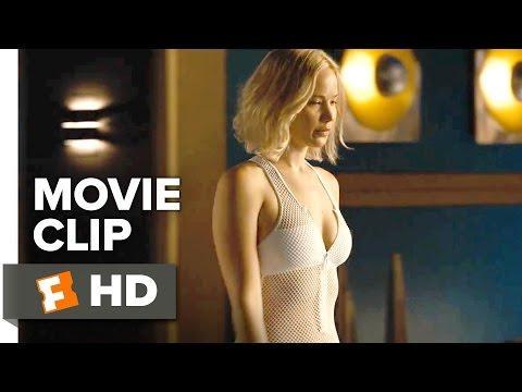 Passengers Movie CLIP - Gravity Loss (2016) - Jennifer Lawrence Movie