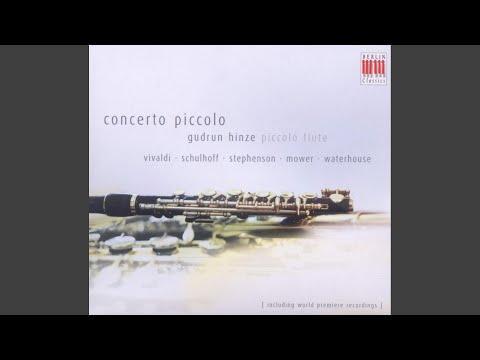Piccolo Quintet, Op. 26: Piccolo Quintet, Op. 26