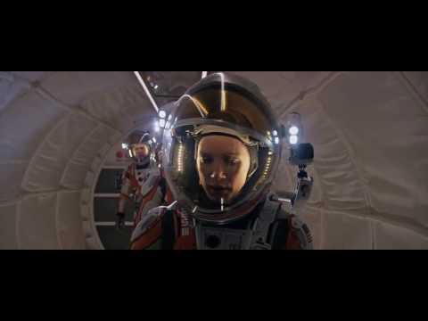 The Martian Scene