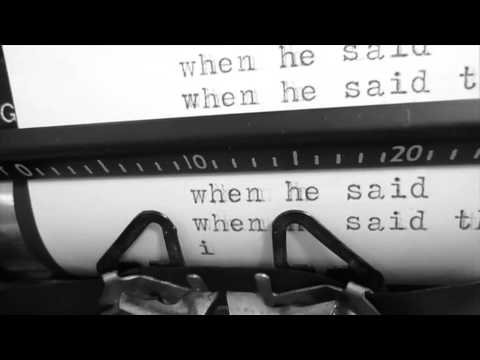 Tailor (trailer for Anais Mitchell's 'Young Man in America' album)