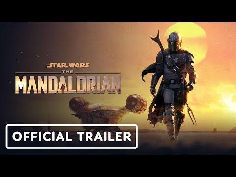 The Mandalorian - Official Trailer #1 (2019) Pedro Pascal