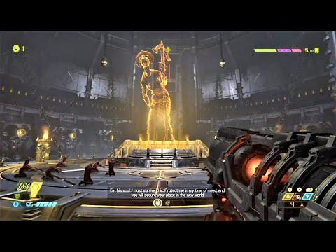 Doom Eternal: Cultist Base - Infiltrate the Cultist Base