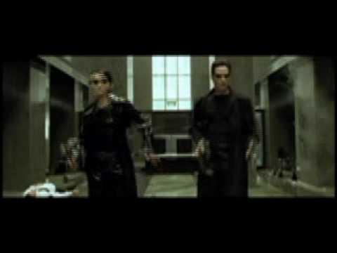 Matrix - Lobby Shooting Spree
