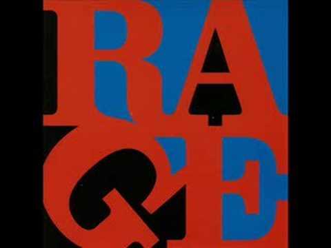 Rage Against the Machine - Pistol Grip Pump