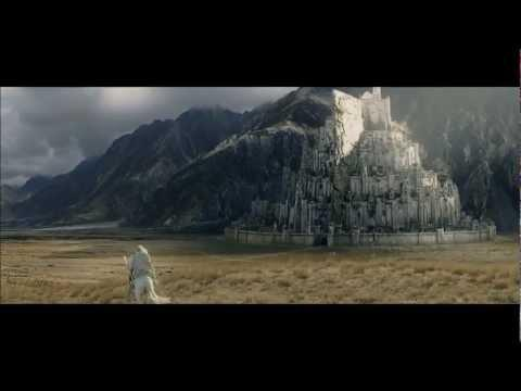 LOTR The Return of the King - Minas Tirith