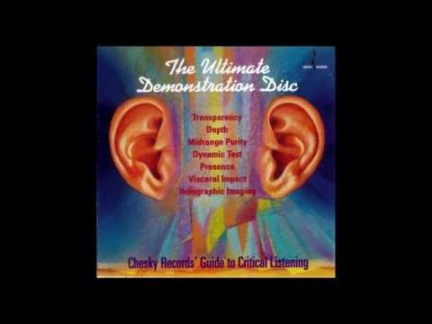 Dynamic Test - 29 - Chesky Records Guide to Critical Listening - 1995