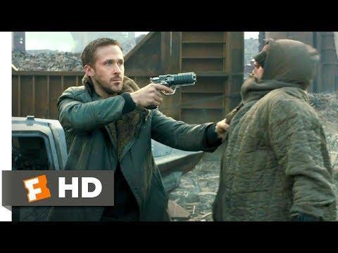 Blade Runner 2049 (2017) - The Scrapyard Ambush Scene (3/10) | Movieclips