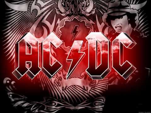 AC/DC - Thunderstruck (High Quality)