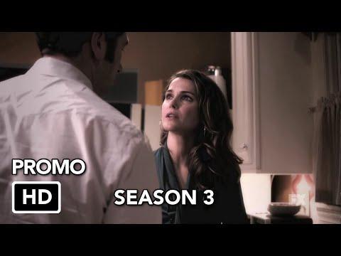 The Americans Season 3 Full Promo (HD) NEW FOOTAGE