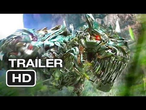 Transformers: Age of Extinction Official Trailer #1 (2014) - Michael Bay Movie HD