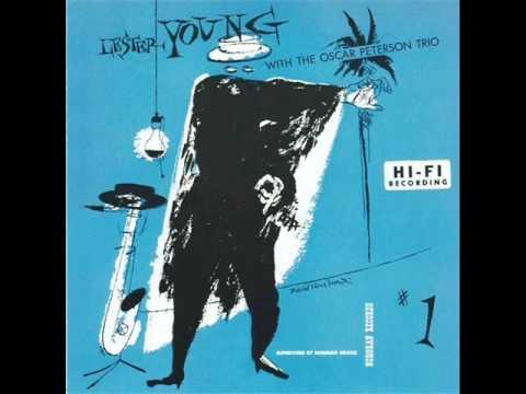 Lester Young with Oscar Peterson Quartet - Ad Lib Blues