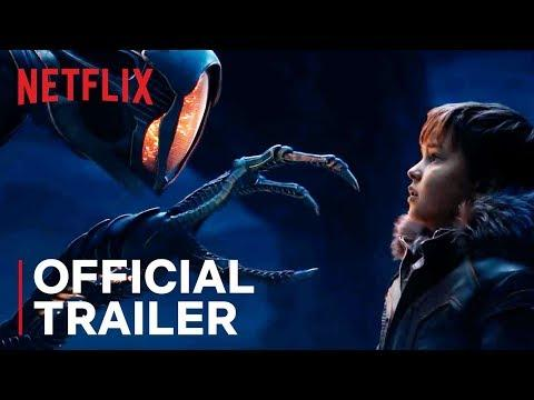 Lost in Space   Official Trailer   Netflix