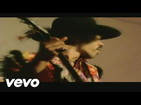 The Jimi Hendrix Experience - Bold As Love (Behind The Scenes)