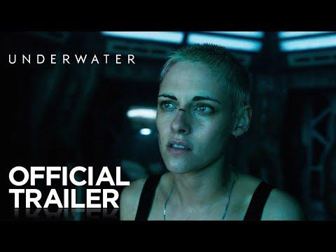 Underwater   Official Trailer [HD]   20th Century FOX