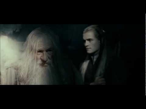 LOTR The Fellowship of the Ring - Extended Edition - A Journey in the Dark