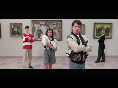 Ferris Bueller's Day Off - Museum Scene HD