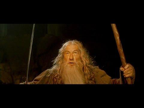 The Lord of the Rings - You Shall Not Pass - (HD)