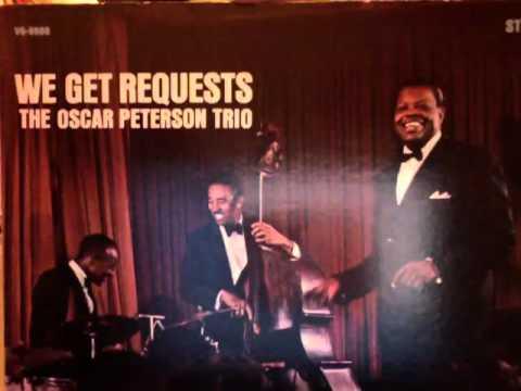 Oscar Peterson trio Have You Met Miss Jones
