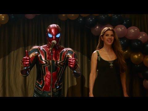 Spider-Man Far From Home: Public Presentation