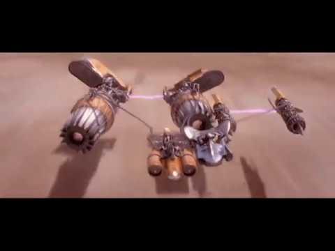 Pod Racer Scenes