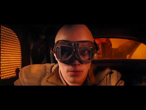 Mad Max: Fury Road - Sandstorm Scene (Movie Clip)