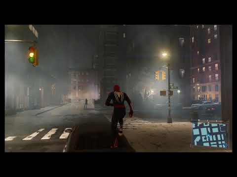 Marvel's Spider-Man PS4 - Amazing Rain, Storm and Lightning!