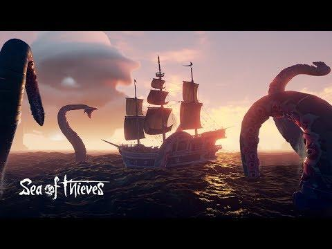 Official Sea of Thieves Gameplay Launch Trailer