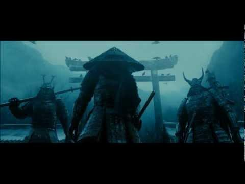 Sucker Punch - Samurai Fight Scene - 4k