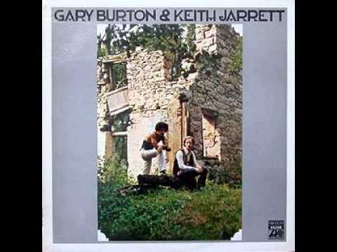 Gary Burton & Keith Jarrett:The Raven Speaks