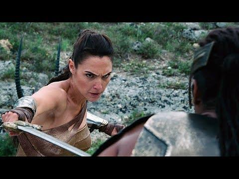 Training of Diana Prince | Wonder Woman [+Subtitles]