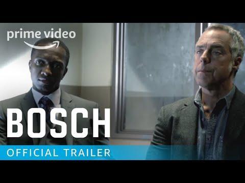Bosch - Season 1 Official Trailer | Prime Video