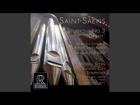 "Symphony No. 3 in C Minor, Op. 78, R. 176 ""Organ Symphony"": IV. Maestoso - Allegro"