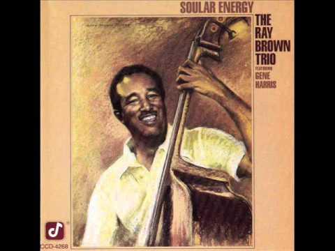 Ray Brown Trio - Take The 'A' Train