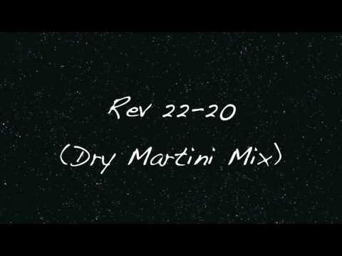Rev 22-20 (Dry Martini Mix)